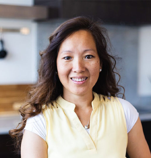 Quynh Wall is a member of the Porter Team