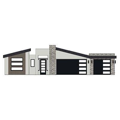 Anasazi Contemporary home