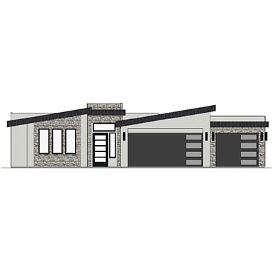 Kiva Contemporary home