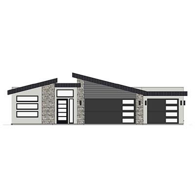 Kanarra Contemporary home